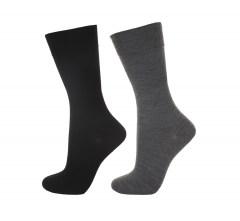 Тонкие мужские носки (2 пары в упаковке)